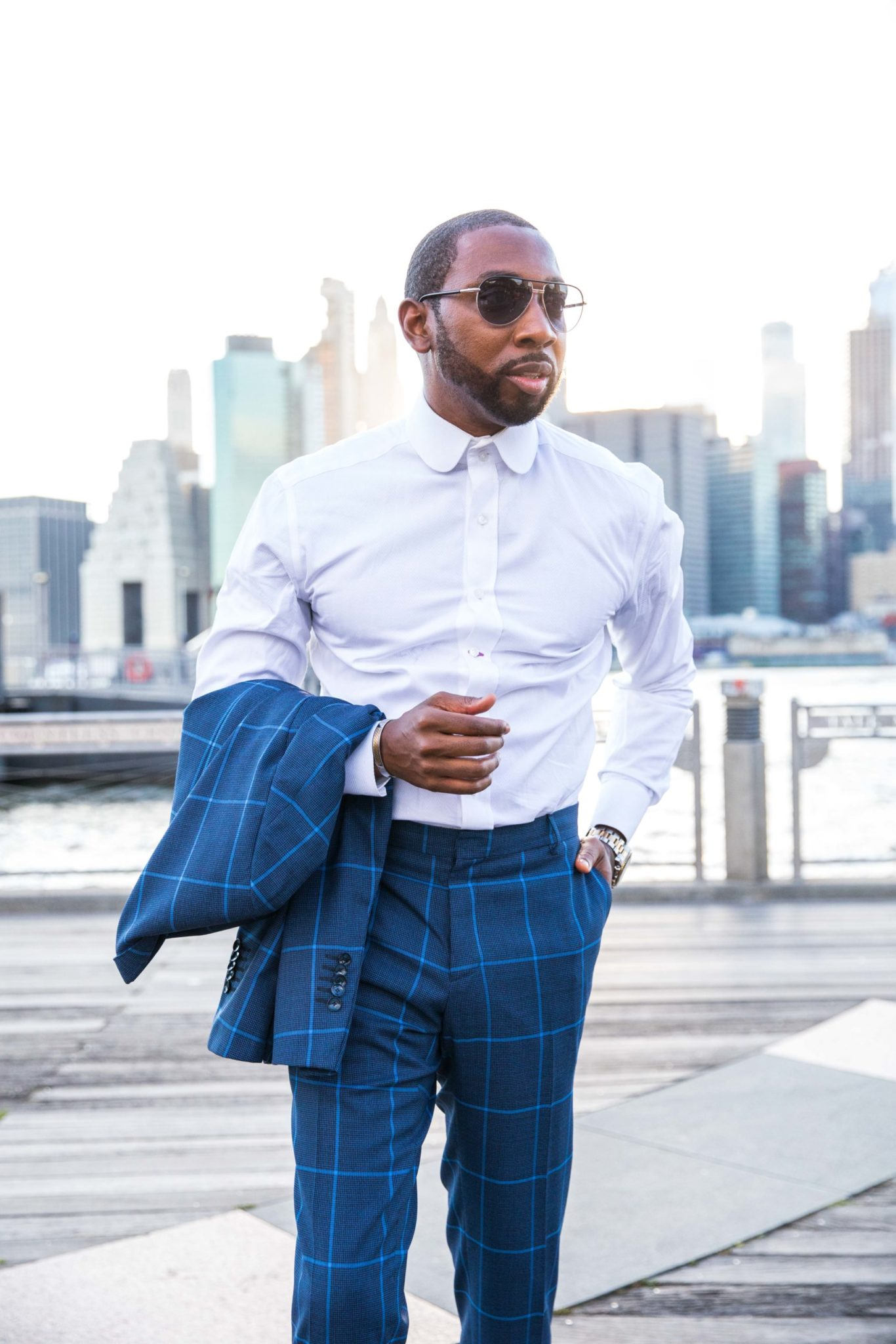 What Color Dress Shirts Are Professional?