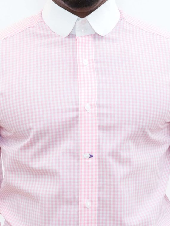 Pink Gingham Christophe of the north